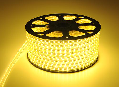 欧曼照明灯带 保险丝工程版 OML-SMD5050 暖光-60P-HV-W