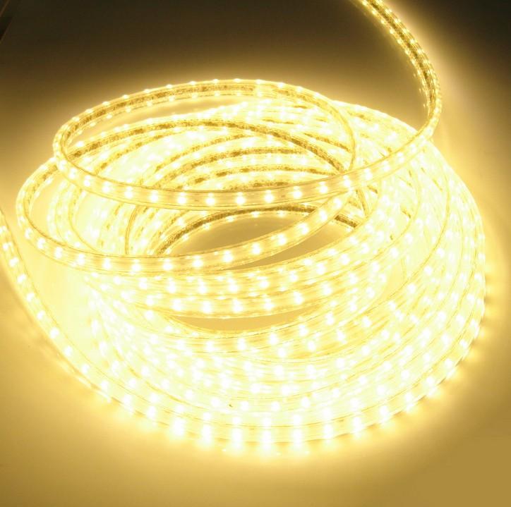 高宏照明LED 5730 92灯 双排暖光灯带
